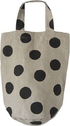 Love the polka dots!!