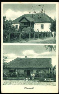 Olcsvaapáti; | Képcsarnok | Hungaricana Budapest, Cabin, House Styles, Painting, Home Decor, Decoration Home, Room Decor, Cabins, Painting Art