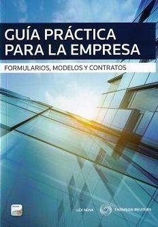 Guía práctica para la empresa : formularios, modelos y contratos: http://kmelot.biblioteca.udc.es/record=b1523059~S1*gag