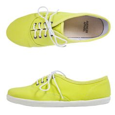 yellow shoes,for sunny days :D