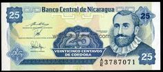 The currency of Nicaragua is cordoba