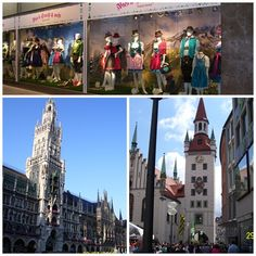 Munich, München...Marienplatz