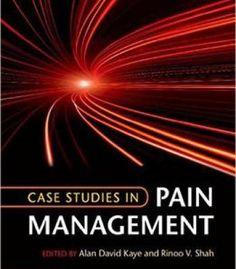 Case Studies In Pain Management PDF