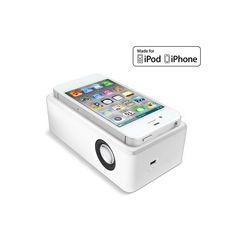 FROGZ Boost - branca - Coluna portátil amplificada por indução  PVP 35,73 €  A iFrogz Boost é uma coluna portátil revolucionária, dotada de um amplificador de indução magnética. Esta tecnologia permite detetar, sem fios, o sinal sonoro emitido pela sua fonte de áudio........  http://algarveshoppingonline.com  #coluna #portatil #iphone #algarve #portugal