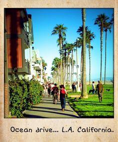 Ocean drive, Venice CA
