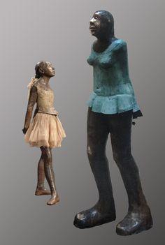 Degas meets Sjer