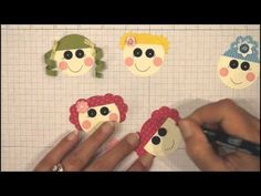 Lalaloopsy Punch Art, my granddaughter will love this! Paper Punch Art, Punch Art Cards, Images Minecraft, Minecraft Skins, Minecraft Buildings, Kids Cards, Baby Cards, Flower Punch Board, Kids Punch