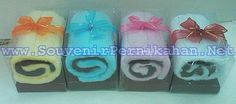 Souvenir Handuk (Towel Cake) Bolu Gulung | Souvenir Pernikahan