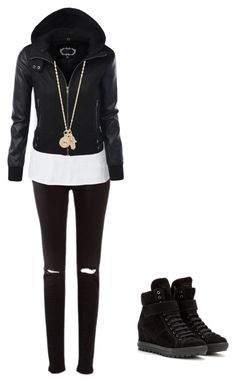 """Untitled #108"" by jay-angie ❤ liked on Polyvore featuring Miu Miu, ONLY and With Love From CA"
