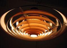 """Deckenlampe """"Tallerken"""" von P. Henningsen"""