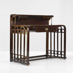 $ 30.000 Josef Hoffmann, desk model 500-6, 1906, Wright