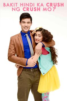 #FilipinoMovie: Bakit Hindi Ka Crush ng Crush Mo? (Why Doesn't Your Crush Have a Crush On You?), A story about a brainy ugly duckling girl & her journey which turns into someone who's worth loving. Totally a #RomCom. PS. #KimChiu is so pretty! (^.^)