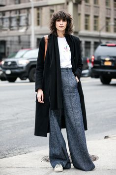 morethanmannequins: Street Style at New York... - Inspiration
