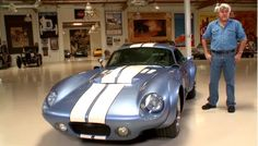 The 1964 Shelby Daytona Coupe is as close to an automotive Holy Grail as can be. Fifty years ago, six of the streamlined coupes were built on Cobra chassis to compete against the best European sports...
