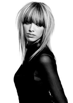 rock chick hairstyles bed head hair - Google Search