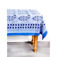 Isabelle tablecloth on Wayfair
