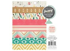 Crate Paper Journey Patterned Paper