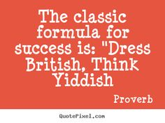 Red dress quotes on success