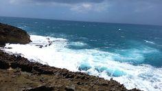 Mar Embravecido, Oeste Mar Chiquita, Manati PR