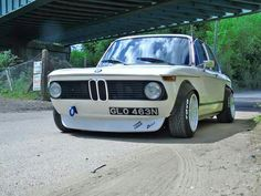 BMW e10 with fenderflares