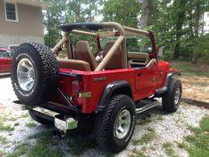 Jeep Wrangler Yj, Jeep Cj, Jeep Gear, American Motors, Jeep Stuff, Vintage Cars, Dream Cars, 4x4, Trucks
