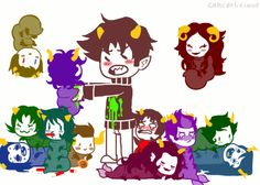 Omg little nepquius and vriskan