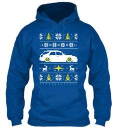 Subaru WRX Winter Sweater