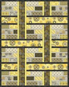 Feliclity Free Quilt Pattern by Wilmington Prints