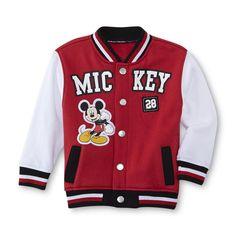 #disney #baby mickey mouse infant & toddler boy's varsity jacket from $50.0