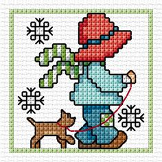 Here we go in A very happy New Year to you all. I hope you will enjoy stitching along each. Cross Stitch Numbers, Cross Stitch Cards, Cross Stitching, Cross Stitch Embroidery, Tiny Cross Stitch, Simple Cross Stitch, Cross Stitch Designs, Cross Stitch Patterns, Art Hama