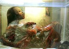 "The ""Ice Maiden"" is an Inca mummy of a girl, between 12-14 years old, who died sometime between 1440 and 1450."