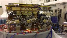 Rover test: What's it like to ride a rocket to Mars? - BBC News
