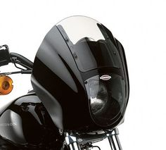 Color-Matched Detachable Quarter Fairing Kit