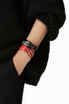 Carolina Herrera - double bracelet
