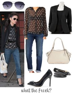 What the Frock? - Affordable Fashion Tips and Trends: Celebrity Look for Less: Rachel Bilson Style