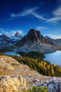 Mount Assiniboine - British Columbia, Canada