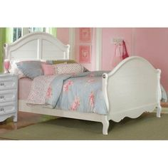 Adrian Full Sleigh Bed by Standard Furniture is now available at American Furniture Warehouse. Shop our great selection and save!