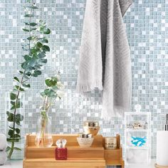Avon Living Hand Towel Set of 2. Avon. Complete your bathroom decor with these hand towels and the matching Hanging Bath Towel. Set of 2 gray hand towels with a jacquard-weave pattern.  NEW and NOW! Regularly $19.99 and up. Shop online with FREE shipping with any $40 online Avon purchase. #Avon #Home #HomeDecor #CJTeam #SimpleSpringStyle #AvonLiving #Avon4Me #C8 #Spring Shop Avon Living Online @ www.TheCJTeam.com