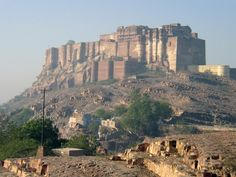Chittorgarh Fort : Asia Largest ancient Fort   #Udaipur #India