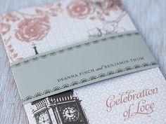 Convite inspirador | Casamento e Decoração