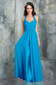 Style 553: Bridesmaids, Prom, Special Occasion & Evening: Bari Jay and Shimmer - turquoise