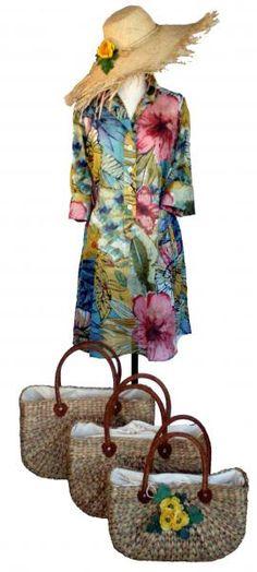 Vestido Camisero Bouquet II