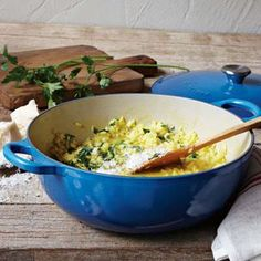 Anything with Saffron is okay by me!    Saffron Risotto