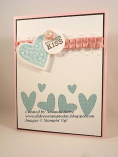 Did You Stamp Today?: Sweet Hearts