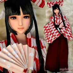 ‡ by angelism21 ‡ 1/6 custom doll [Komomo] ☆