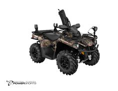 New 2016 Can-Am Outlander L Mossy Oak Hunting Edition 57 ATVs For Sale in Florida. 2016 Can-Am Outlander L Mossy Oak Hunting Edition 570, The 2016 Can-Am Outlander L Mossy Oak Hunting Edition 570 combines Mossy Oak s new Break-Up Country pattern with factory-installed hunting accessories and you get the ultimate hunting package. 12 Cast Aluminum Wheels with 26 Carlisle ACT HD Tires Front, Center & Footwell Skid Plates 3,000-lb (1,361 kg) WARN Winch with Roller Fairlead Kolpin 6.0 Impact Gun…