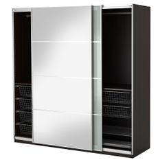 PAX Wardrobe - 200x66x201 cm, - - IKEA