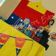 Magic Wonder Woman