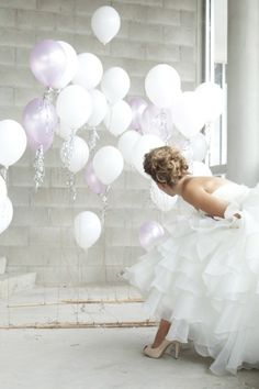Oh my goodness this dress is beautiful!  coolchicstyle:    Inspired Wedding Photo Shoot by Insight Creative Tulle, Girls Dresses, Tutu, Tulle Bows