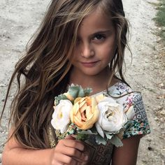 #flowers #flowerstagram #dream #cute #kids #instachild #fashionkids